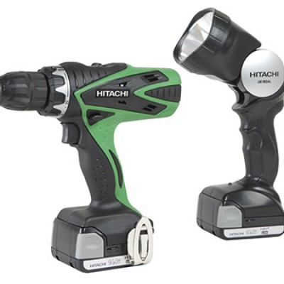 Hitachi 14.4-Volts Lithium-Ion Cordless Drill Driver Only $59.88