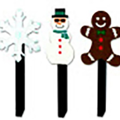 Home Depot Kids Workshop: Free Holiday Yard Stakes