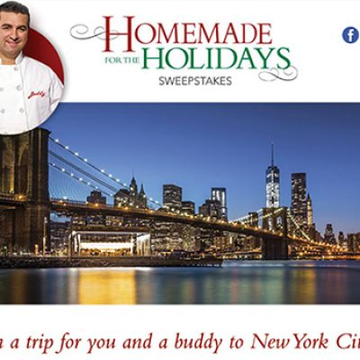 Win A Trip To New York City To Meet Cake Boss