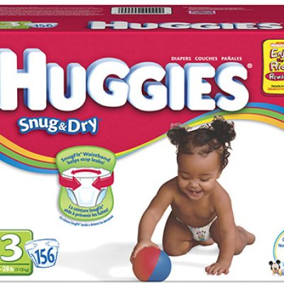 $2.00 Off Huggies Diapers