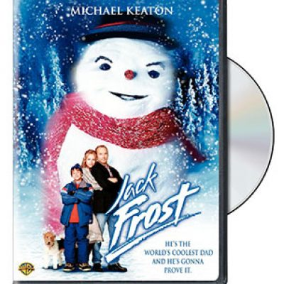 Jack Frost DVD Just $3.75