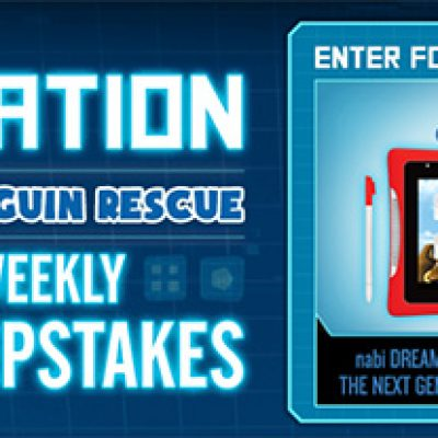 Kid Cuisine: Operation KC Penguin Rescue Sweepstakes