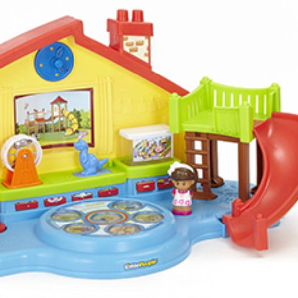 Fisher-Price Little People Musical Preschool Only $18.93 (Reg $39.99)