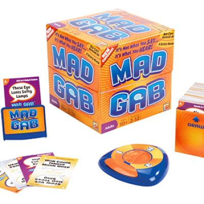 Mad Gab Game Just $9.99 (Reg $24.99)