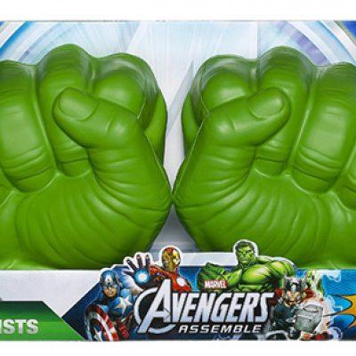 Marvel Avengers Hulk Gamma Green Smash Fists Just $10.00 (Reg $21.99)
