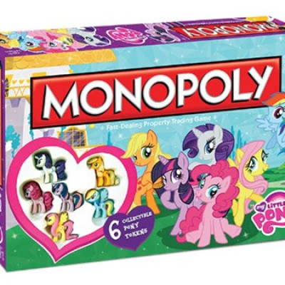 My Little Pony Monopoly Board Game Just $21.99 (Reg $45.99)