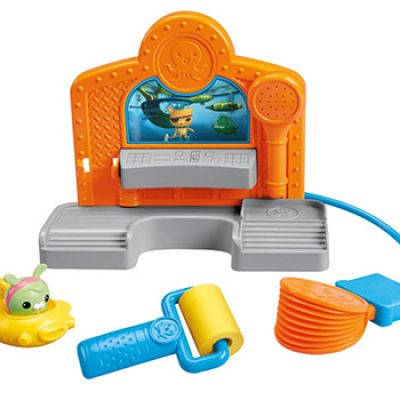 Fisher-Price Octonauts Gup Cleaning Station Only $6.14