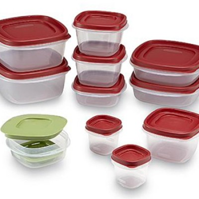 Rubbermaid 8-Pc. Modular Food System Only $15.97 (Reg $27.05)