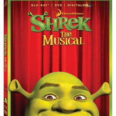Shrek the Musical (Blu-ray / DVD + DigitalHD) For Only $7.99
