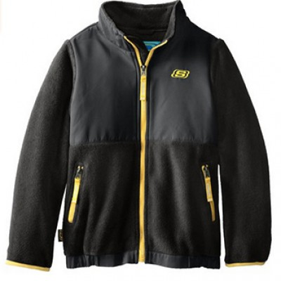 Skechers Little Boys' Arctic Polar-Fleece Jacket Just $15.99 (Reg $65.00)