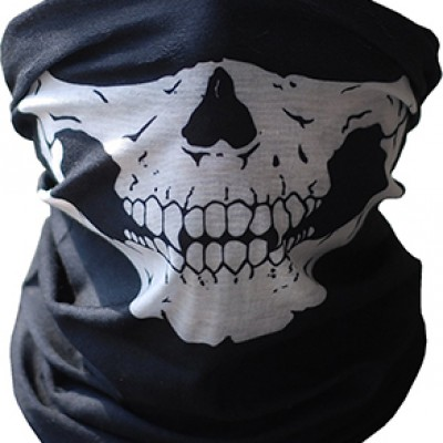 Skull Face Tube Mask Only $1.07 + Free Shipping