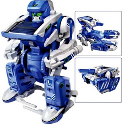 3-in-1 Educational Solar Science Robot Only $5.95 (Reg $19.99)