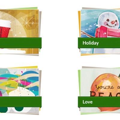 Buy A $10 Starbucks Gift Card & Get $10 Free