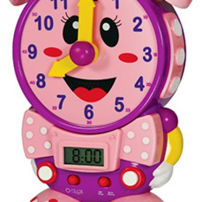 Telly The Teaching Time Clock Only $18.99 (Reg $29.99)