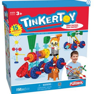Tinkertoy Transit Building Set Only $19.99 (Reg $39.99)