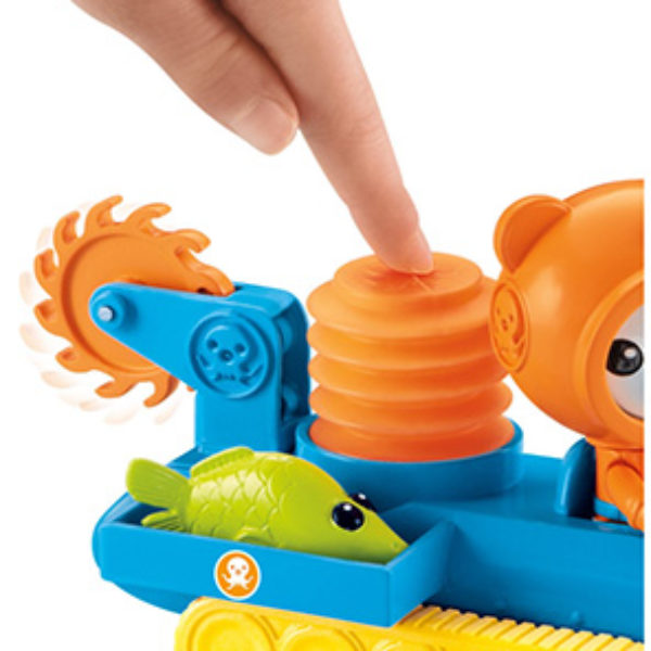 Fisher-Price Barnacles' Deep Sea Octo-Buggy Only $5.79 (Reg $12.99)