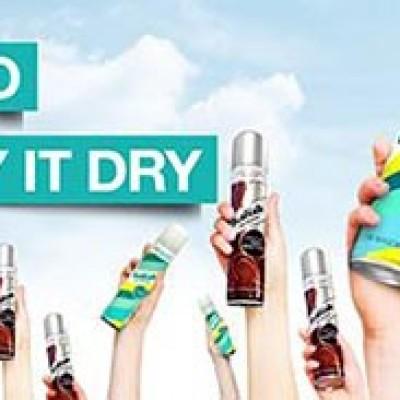 Free Batiste Dry Shampoo Samples