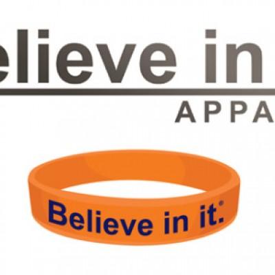 Free Believe In It Bracelet