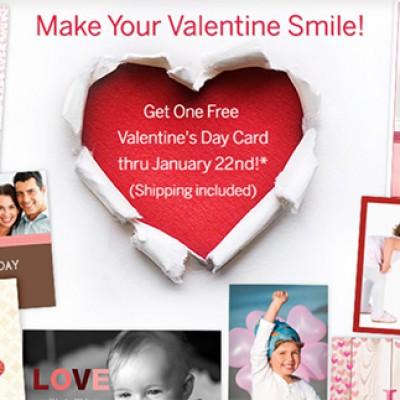 Free Valetine's Day Card