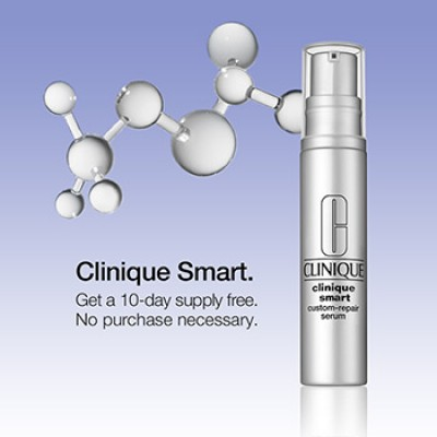 Free 10-Day Supply Of Clinique Smart