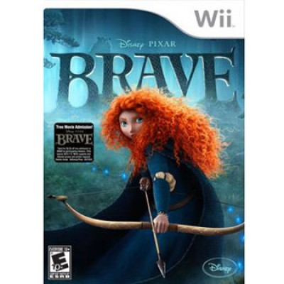 Disney/Pixar Brave: The Video Game for Nintendo Wii Only $5.99