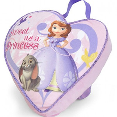 Disney Sofia The First Pillow on The Go Just $10.68 (Reg $24.99)