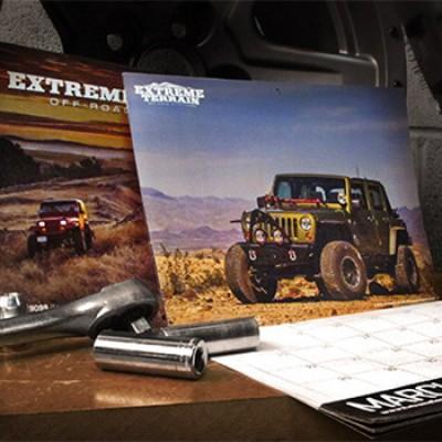 Free 2015 Jeep Calendar