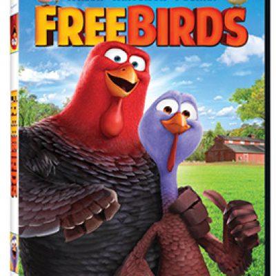 Free Birds DVD Only $2.99