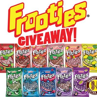 Frooties Giveaway