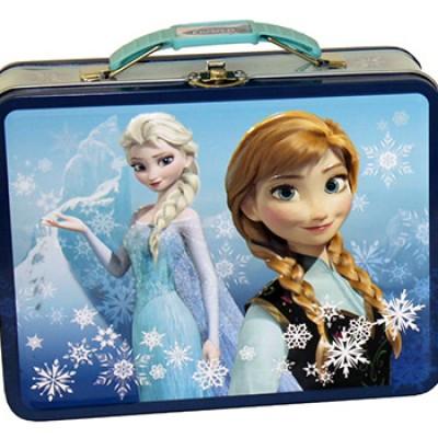Frozen Tin Lunchbox Just $5.38 (Reg $9.99)