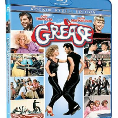 Grease Blu-ray Just $4.99 (Reg $14.98)