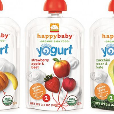 Happy Baby Organic Baby Food BOGO Coupon