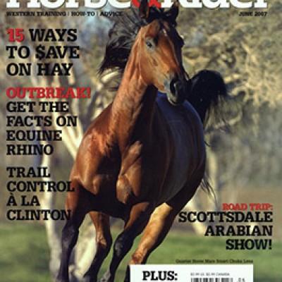 Free Horse & Rider Magazine Subscription
