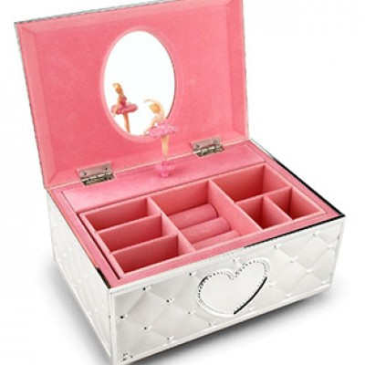 Lenox Ballerina Jewelry Box Just $28.61 (Reg $43.00)