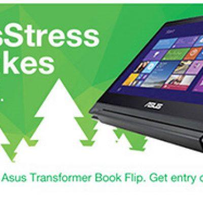 Win An Asus Transformer Book Flip