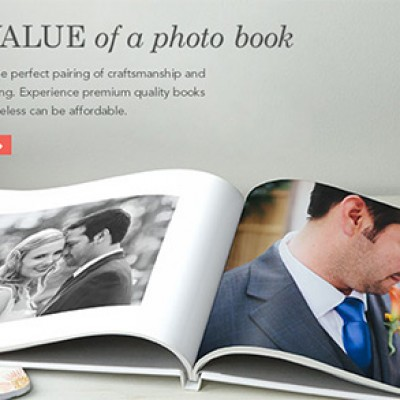 MyPublisher: Free Photo Book For New Customers
