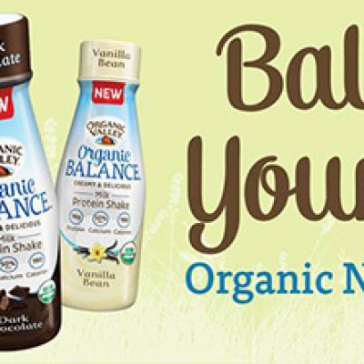 Win A Sample Of Organic Balance