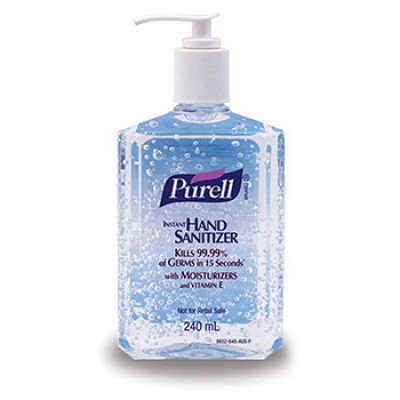 Staples: Free Purell After Coupons