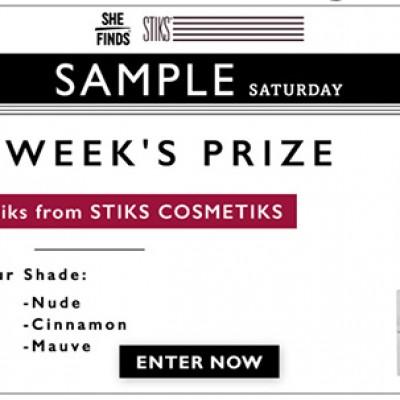 Stik Cosmetiks Lipstick Giveaway