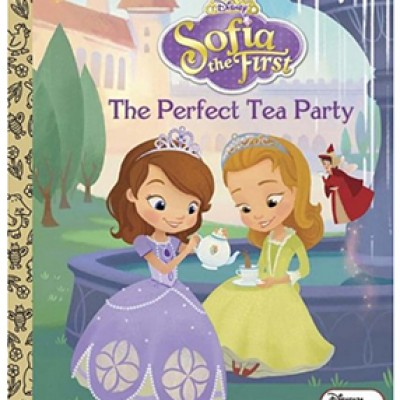 The Perfect Tea Party Little Golden Book Just $2.38