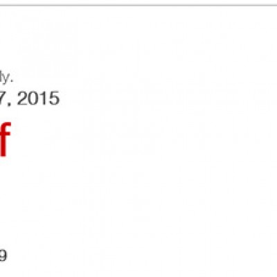 Staples: Free EcoBag & 20% Off Everything Inside - Last Day