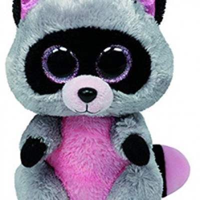 Ty Beanie Boos Rocco The Raccoon Only $7.48