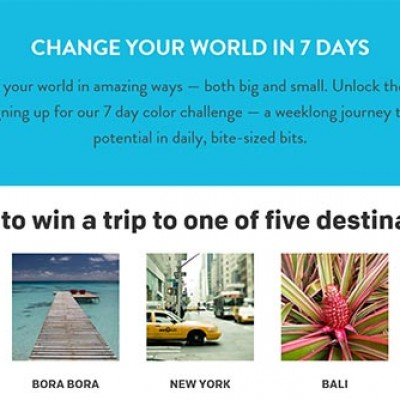 3M: Win A Trip To 1 Of 5 Destinations