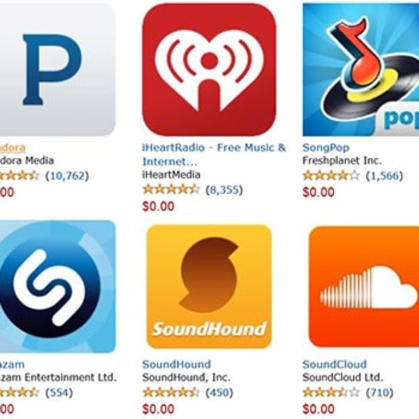 Amazon: Buy Select Apps for Android, Get $1 in MP3 Credit