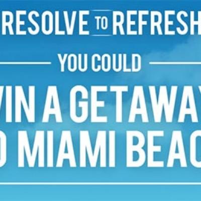 Win A Getaway To Miami Beach