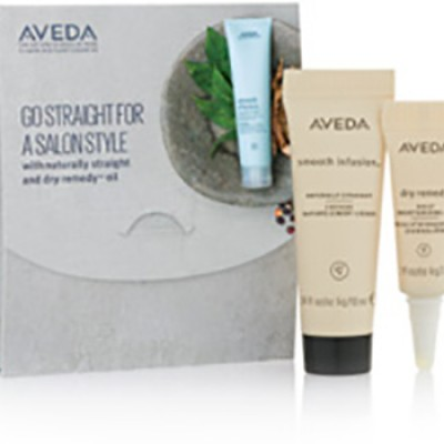 Win Aveda Naturally Straight & Dry Remedy Oil Samples
