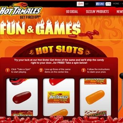 Hot Tamales Hot Slots: Win Free Candy