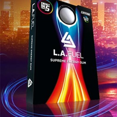 Free LA Fuel Energy Gum Samples