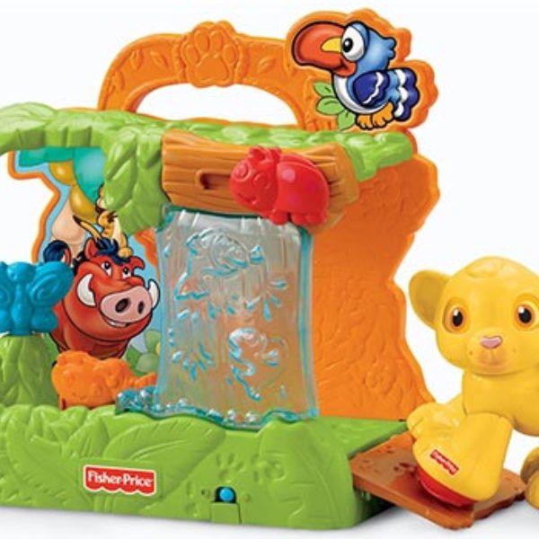Fisher-Price Disney's Lion King Hakuna Matata Tote Just $15.80 (Reg $24.99)