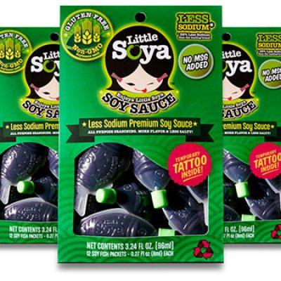 Free Little Soya Soy Sauce Samples